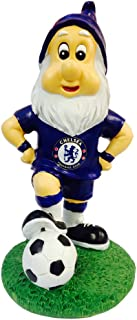 Chelsea Fc Gnome with the Football …