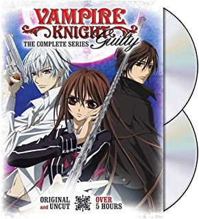 Vampire Knight: Complete Series [DVD] [Import]