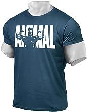 LDJ Fitness T-shirt voor heren - bodybuilding T-shirt - krachttaining en sport