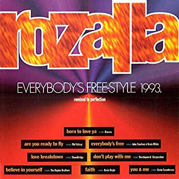 Everybody's Free-Style 1993