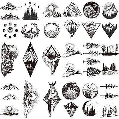 22 Sheets Mountain Temporary