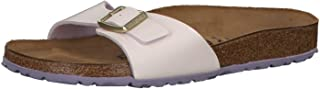 Birkenstock Unisex Madrid Birko-Flor Lack Sandals