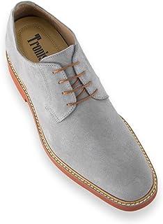 Zapatos de Hombre con Alzas Que Aumentan Altura hasta 7 cm. Fabricados en Piel. Modelo Corby A