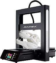 JGAURORA 3D Printer A5S Upgraded Metal Frame Large Build Size 305x305x320mm Filament Runs Out Detection Resume Print 110V US Plug