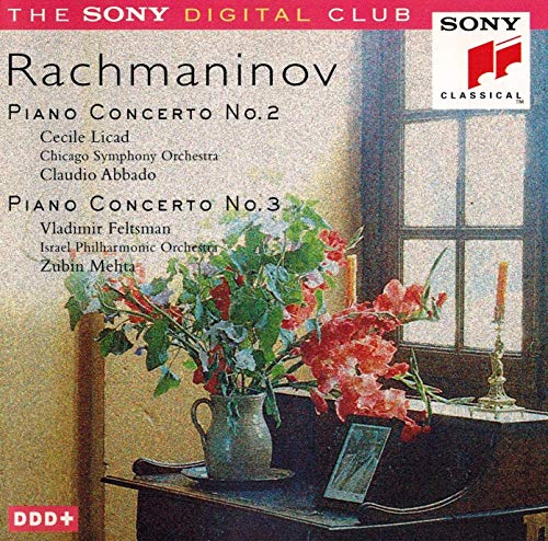 Rachmaninov: Piano Concertos No. 2 & 3
