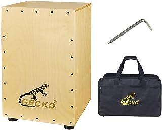 ساز موسیقی Cajon BOX Drum-Wooden Percussion Box ساز طبل جعبه کاژون
