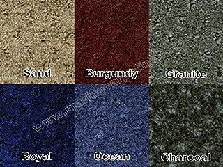28 oz. Pontoon Boat Carpet - 8` Wide x Various Lengths (Choose Your Color!) (Granite, 8` x 20`)