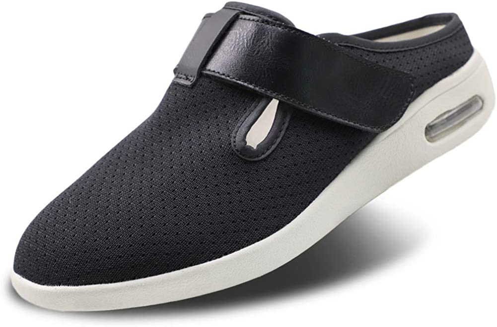 Women's Diabetic Slippers Extra Wide Shoes shopping Ad with Walking Width OFFicial mail order