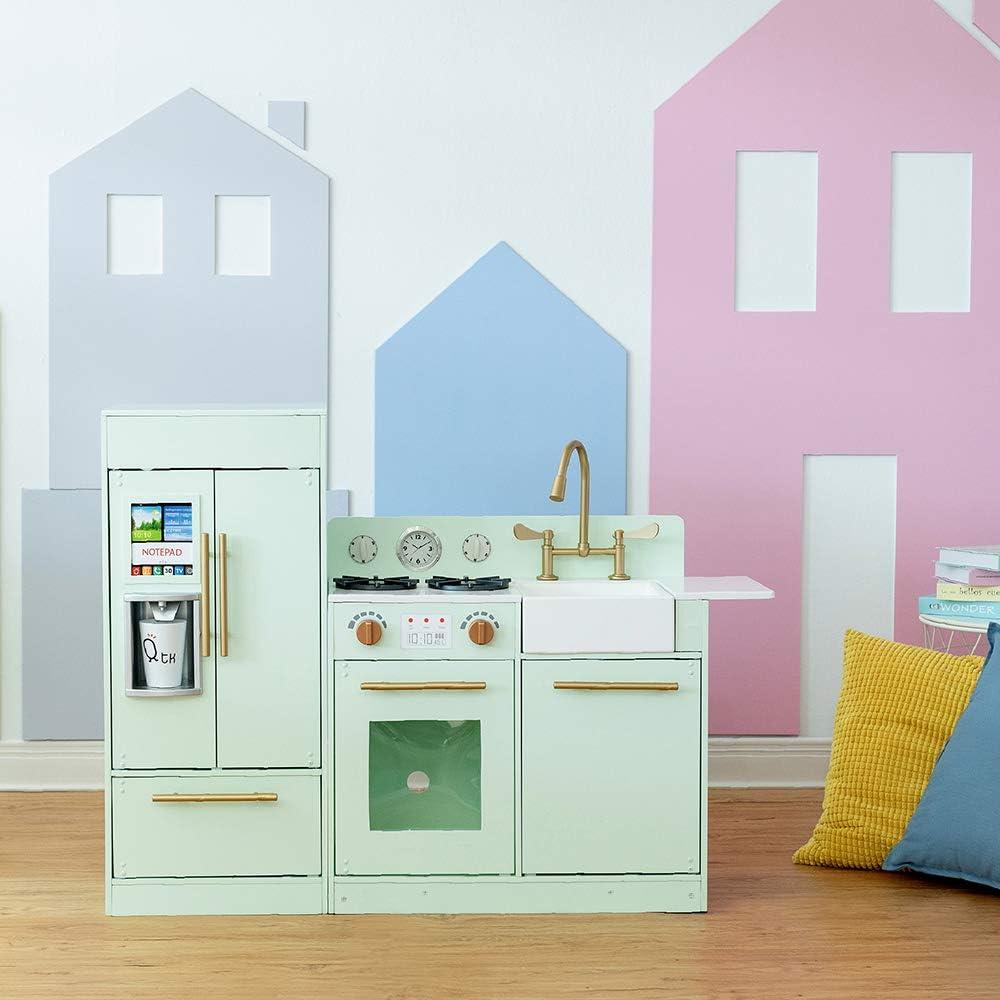 Teamson Kids Little Chef Chelsea Kitchen Modern Pre Play Toddler 新作入荷!! 当店一番人気