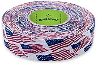 Renfrew Scapa Tapes, Patterned Cloth Hockey Tape, 1