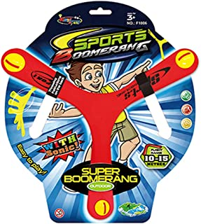King Sport Boomerang, Multi-Colour, F1806