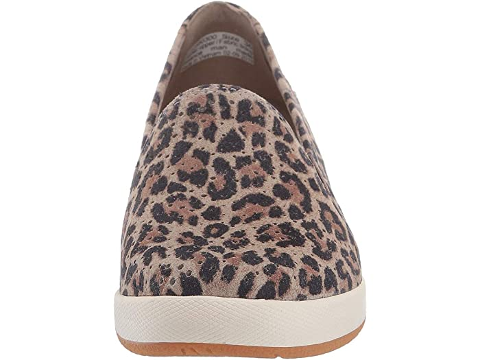 Flores Odina Leopard Suede Sneakers & Athletic Shoes