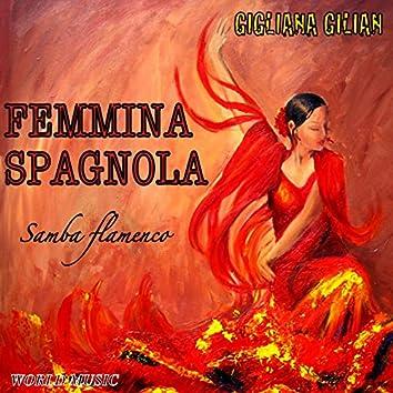 Femmina spagnola (Samba flamenco)