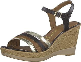 Zapatos Cm Plataforma Amazon Essandalia 8 11 Plana Para Cbdoex 2WHED9I
