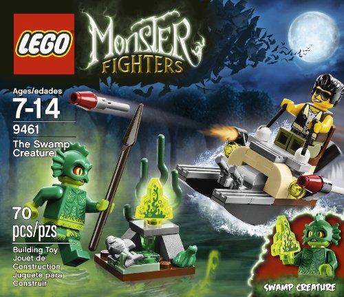 LEGO Monster Fighters – La Criatura del Pantano