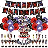 Five Nights at Freddy Party Supplies Set, Birthday...