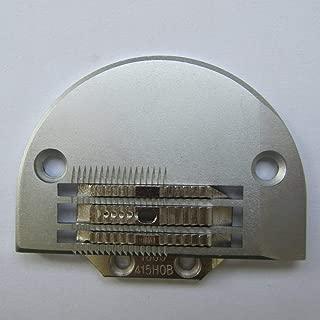 #B1109-415-HOB+B1609-415-HOB 1set for JUKI DLN-415 Extra Heavy Needle Plate & Feed Dog Set
