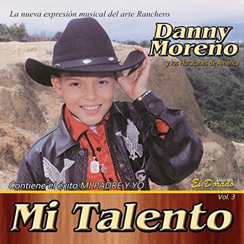 Danny Moreno & Los Huracanes de América