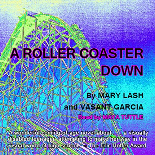 A Roller Coaster Down audiobook cover art