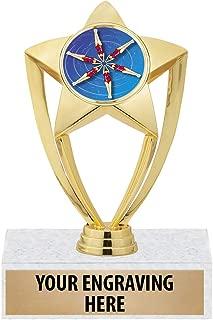 Crown Awards Synchronized Swim Trophy - 6