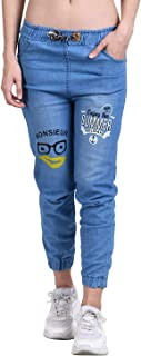 FUNDAY FASHION Women's Slim Fit Joggers