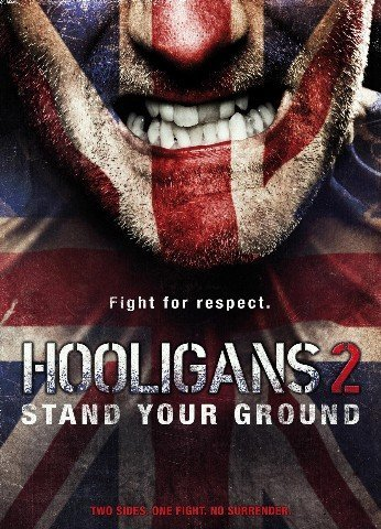 HOOLIGANS 2 STAND UW GROND REPRODUCTIE MOVIE FOTO POSTER 16X12