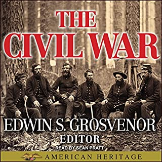 The Best of American Heritage: The Civil War audiobook cover art