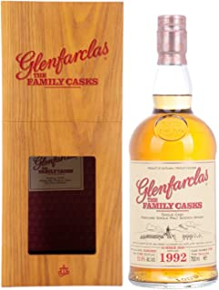 Glenfarclas THE FAMILY CASKS Single Cask SUMMER 2020 Sherry Butt 1992 55,9% Volume 0,7l in Holzkiste Whisky