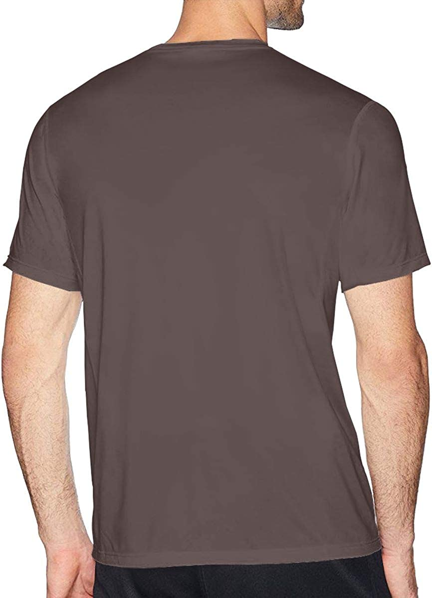 Sports & Outdoors ugyly Mens Casual Short Sleeve Cotton Tshirts ...