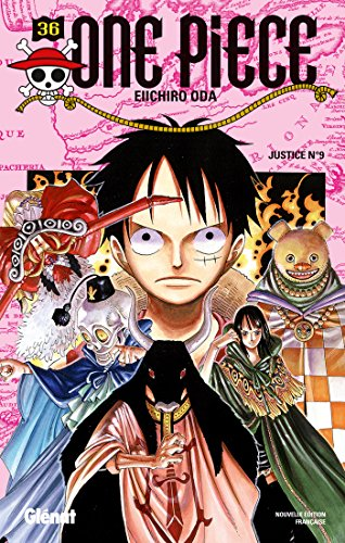 One Piece - Édition originale - Tome 36 : Justice n°9