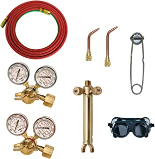 Goss KA-700-M Oxygen Acetylene Kit with Stubby Tips