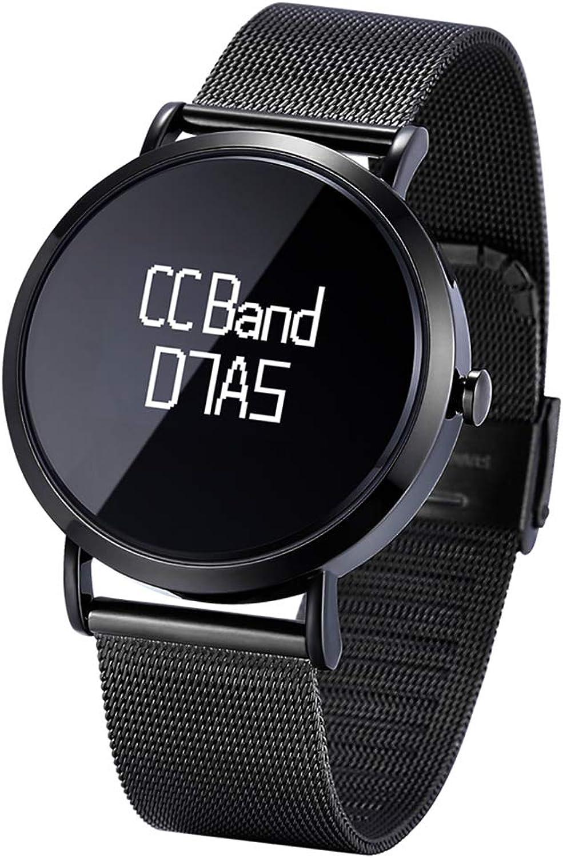 Clever Uhren, Blautooth Smartwatch Wasserdicht IP67 Sport Sehen Mit Herz Bewertung Monitor Und Clever Benachrichtigungen, Zum Ios Und Android