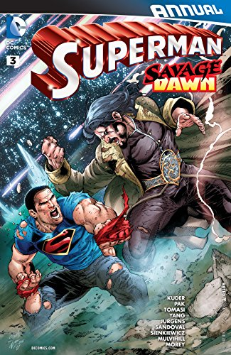 Superman (2011-2016): Annual #3 (English Edition)