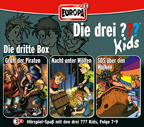 03/3er Box Folgen 7-9 (Die dritte Box)