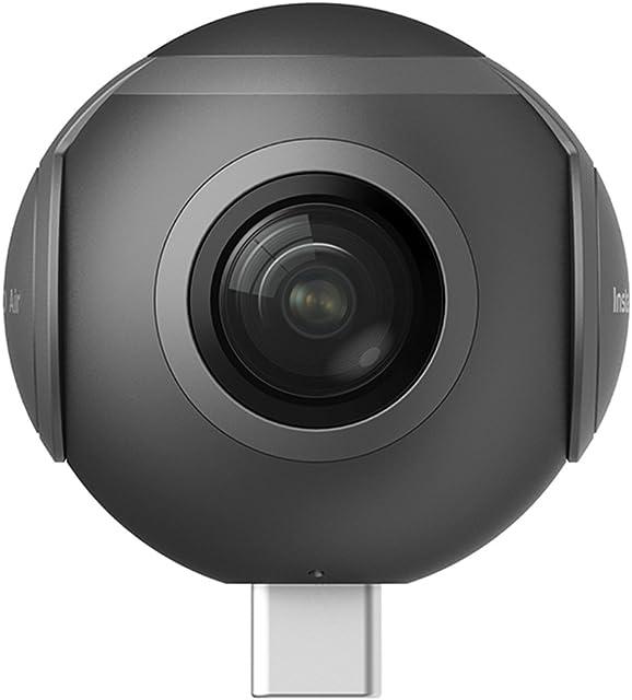 Insta360 BXINSAIRT - Insta 360 Air - Cámara VR con USB Tipo C Color Gris