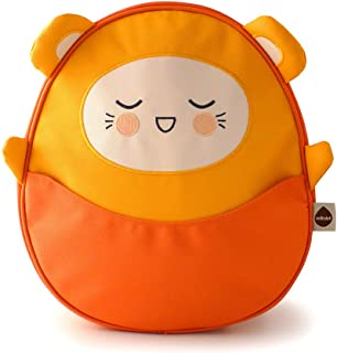 Milkdot Kawaii Pac Mini Backpack, Orange/Charlie