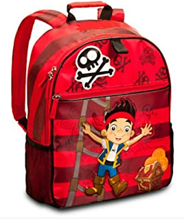 Authentic Disney Exclusive Jake and the Neverland Pirates Backpack