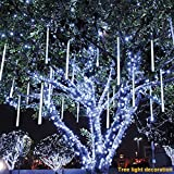 Gaddrt Partie LED lumières météore pluie chute de neige Noël arbre jardin...
