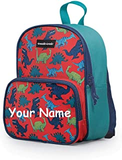 Personalized Prehistoric Dinosaurs MINI Back to School Backpack Book Bag with Custom Name