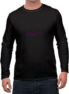 Les Miserables 24601 Prisoner Number Painting Long-sleeve For Men
