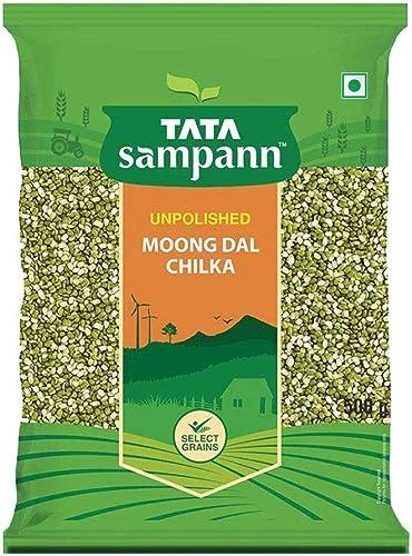 Tata Sampann Moong Chilka 500G