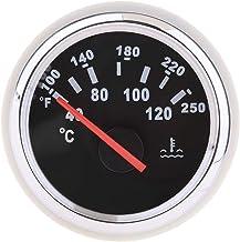 52 mm Manómetro Indicador Temperatura Agua 9-32V Accesorio Barco Marina - Tipo 2