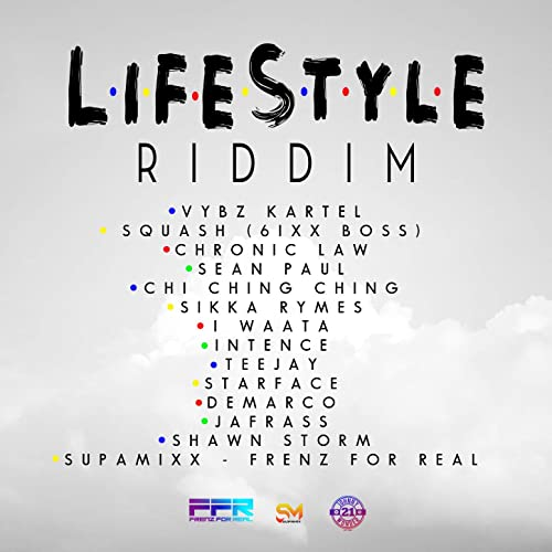 Lifestyle Riddim [Explicit] by Various artists on Amazon