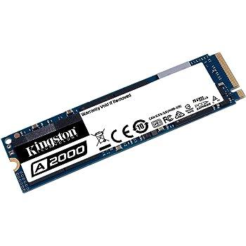 Kingston A2000 (SA2000M8/500G) SSD NVMe PCIe M.2 2280 500GB