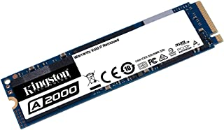 Kingston A2000 (SA2000M8/500G) SSD NVMe PCIe M.2 2280  500 GB