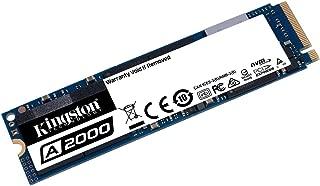 Kingston A2000 (SA2000M8/500G) SSD NVMe PCIe M.2 2280  500 GB
