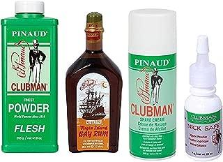 Clubman's Shaving Combo Set