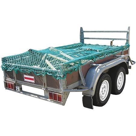 Hillfield Anhängernetz Containernetz Sicherungsnetz Ladungssicherungsnetz 2 20 X 1 50 M Auto