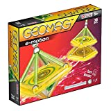 Geomag - 33 - Jeu de Construction - E-Motion Magic Spin -  38 Pièces