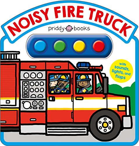 Noisy Fire Truck Sound Book (Simple Sounds)